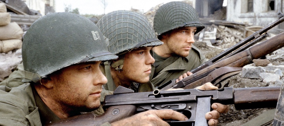 saving private ryan in historical context Saving private ryan as they would be less emotionally equipped to cope with the depictions of violence and not as knowledgeable about the historical context.